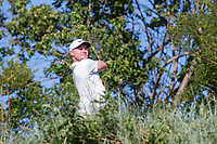 Oliver Fisher (ENG) on the 14th tee during the 1st round of the Alfred Dunhill Championship, Leopard Creek Golf Club, Malelane, South Africa. 28/11/2019<br /> Picture: Golffile | Tyrone Winfield<br /> <br /> <br /> All photo usage must carry mandatory copyright credit (© Golffile | Tyrone Winfield)