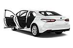 Car images of 2019 Toyota Camry Premium 4 Door Sedan Doors