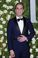www.acepixs.com<br /> June 11, 2017  New York City<br /> <br /> Ben Platt attending the 71st Annual Tony Awards arrivals on June 11, 2017 in New York City.<br /> <br /> Credit: Kristin Callahan/ACE Pictures<br /> <br /> <br /> Tel: 646 769 0430<br /> Email: info@acepixs.com