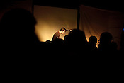 November 07, 2009. Durham, North Carolina.. The Troika music festival with Veelee at the Duke Coffehouse.