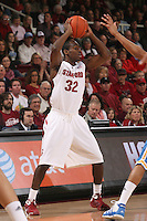 STANFORD, CA - JANUARY 9:  Da'Veed Dildy of the Stanford Cardinal during Stanford's 70-59 win over the UCLA Bruins on January 9, 2009 at Maples Pavilion in Stanford, California.