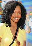 SANTA MONICA, CA. - March 14: Garcelle Beauvais-Nilon  attends the Make-A-Wish Foundation's Day of Fun hosted by Kevin & Steffiana James held at Santa Monica Pier on March 14, 2010 in Santa Monica, California.