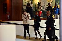 BRASÍLIA, DF, 03.02.2014 – CERIMÔNIA DE POSSE DE NOVOS MINISTROS DE ESTADO – A presidente Dilma Rousseff durante cerimônia de posse dos novos Ministros de Estado realizada no Palácio do Planalto nesta segunda-feira, 03. (Foto: Ricardo Botelho / Brazil Photo Press)