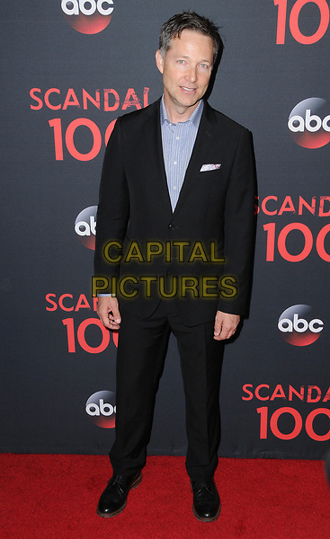 08 April 2017 - West Hollywood, California - George Newbern. ABC's 'Scandal' 100th Episode Celebration held at Fig &amp; Olive in West Hollywood.   <br /> CAP/ADM/BT<br /> &copy;BT/ADM/Capital Pictures