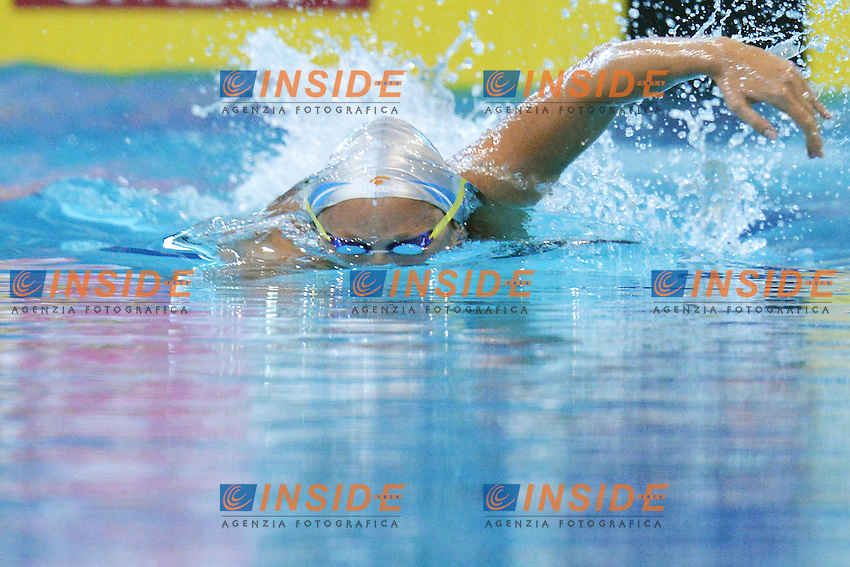 Federica Pellegrini Italy Women's 400m Freestyle.Debrecen 27/5/2012 .31st European Swimming Championships - Nuoto.Foto Insidefoto / Andrea Staccioli
