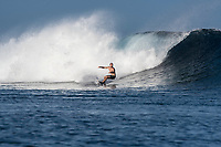Namotu Island Resort, Nadi, Fiji (Tuesday, June 5th  2018):   -<br /> The South swell continued to rollin this morning with head high sets at Cloudbreak. The winds stayed light from the North all day with Wilkes, Resturants, Namotu Lefts and Swimming Pools all having great waves. <br /> Photo: joliphotos.com