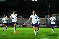 2018 08 31 Wales Womens v England Womens,Women's World Cup Qualifier, Newport, Wales, UK