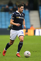 Ryan Leonard of Millwall in action during Millwall vs Hull City, Emirates FA Cup Football at The Den on 6th January 2019