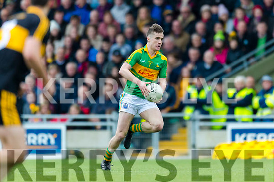 Dr Crokes in action against Robert Wharton South Kerry in the Senior County Football Final in Austin Stack Park on Sunday