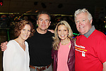 Liz Keifer & Kurt McKinney & Sonia Satra & Jerry ver Dorn - 13th Annual Daytime Stars and Strikes Bowling for Autism on April 23, 2016 at Bowler City Lanes in Hackensack, NJ hosted by Jerry ver Dorn and Liz Keifer  (Photo by Sue Coflin/Max Photos)