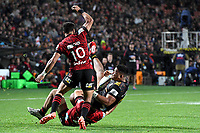 1st August 2020, Hamilton, New Zealand;  Nepo Laulala.<br /> Chiefs versus Crusaders, Super Rugby Aotearoa, FMG Waikato Stadium, Hamilton, New Zealand.