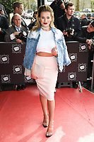 Georgia Kousoulou at the TRIC Awards 2017 at the Grosvenor House Hotel, Mayfair, London, UK. <br /> 14 March  2017<br /> Picture: Steve Vas/Featureflash/SilverHub 0208 004 5359 sales@silverhubmedia.com