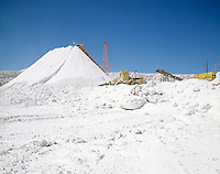 MINING: GYPSUM PLANT &amp; MINE<br /> Hydrous Calcium Sulfate.<br /> Gypsum, a non-metallic mineral, found in rock form,  is used to manufacture drywall.  Jemez NM