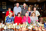 Tralee Bereavement Club enjoying their Christmas party in the Imperial Hotel on Saturday night,  Front l-r, Eileen Dunne, Eilish Moynihan, Brenda Carney and Bridget O&rsquo;Connell.<br /> Back l-r, Eileen Harrington, Billy Boyle, Pat Ahern, Ann Morrisson and Gillian Tobin.