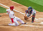 2014-04-04 MLB: Atlanta Braves at Washington Nationals - Opening Day