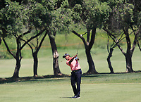 S.S.P Chawrasia (IND) on the 2nd fairway during Round 3 of the Rocco Forte Sicilian Open 2018 played at Verdura Resort, Agrigento, Sicily, Italy on Saturday 12th May 2018.<br /> Picture:  Thos Caffrey / www.golffile.ie<br /> <br /> All photo usage must carry mandatory copyright credit (&copy; Golffile   Thos Caffrey)