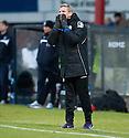 St Mirren caretaker manager Gary Teale.