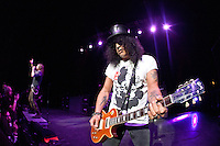 DETROIT, MI - SEPTEMBER 22: Slash in concert at The Fillmore in Detroit, Michigan. September 22, 2012. Photo: NortePhoto.com