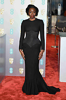 LONDON, UK - FEBRUARY 10: Danai Gurira at the 72nd British Academy Film Awards held at Albert Hall on February 10, 2019 in London, United Kingdom. Photo: imageSPACE/MediaPunch<br /> CAP/MPI/IS<br /> ©IS/MPI/Capital Pictures