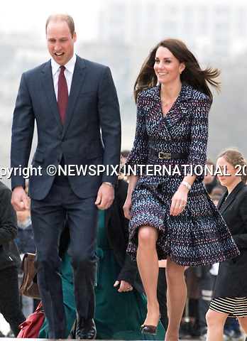 18.03.2017; Paris, FRANCE: DUKE &amp; DUCHESS OF CAMBRIDGE <br />visit Les Invalides, Paris on the second day of their two-day official visit to Paris.<br />Mandatory Photo Credit: &copy;Francis Dias/NEWSPIX INTERNATIONAL<br /><br />IMMEDIATE CONFIRMATION OF USAGE REQUIRED:<br />Newspix International, 31 Chinnery Hill, Bishop's Stortford, ENGLAND CM23 3PS<br />Tel:+441279 324672  ; Fax: +441279656877<br />Mobile:  07775681153<br />e-mail: info@newspixinternational.co.uk<br />Usage Implies Acceptance of OUr Terms &amp; Conditions<br />Please refer to usage terms. All Fees Payable To Newspix International