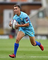 Luke Scully of Worcester Warriors. Premiership Rugby 7s (Day 2) on July 28, 2018 at Franklin's Gardens in Northampton, England. Photo by: Patrick Khachfe / Onside Images