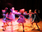 Campbell Academy of Dance show at the Droichead Arts Centre. Photo: Colin Bell/pressphotos.ie