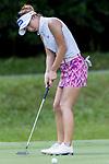 Golfer Ye-Seul Lee of South Korea during the 2017 Hong Kong Ladies Open on June 10, 2017 in Hong Kong, Hong Kong. Photo by Chris Wong / Power Sport Images.