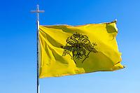 CYPRUS: Cyprus flag<br />