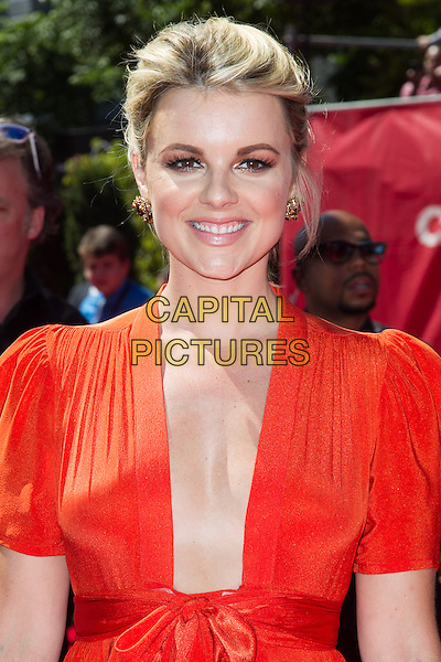 LOS ANGELES, CA - JULY 16: Ali Fedotowsky at the 2014 ESPYs at Nokia Theatre L.A. Live in Los Angeles, California on July 16th, 2014.   <br /> CAP/MPI/mpi99<br /> &copy;mpi99/MediaPunch/Capital Pictures