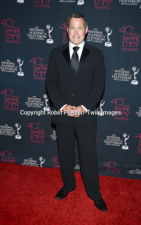 Jeff Corwin attends the 40th Annual Daytime Creative Arts Emmy Awards on June 14, 2013 at the Westin Bonaventure Hotel in Los Angeles, California.