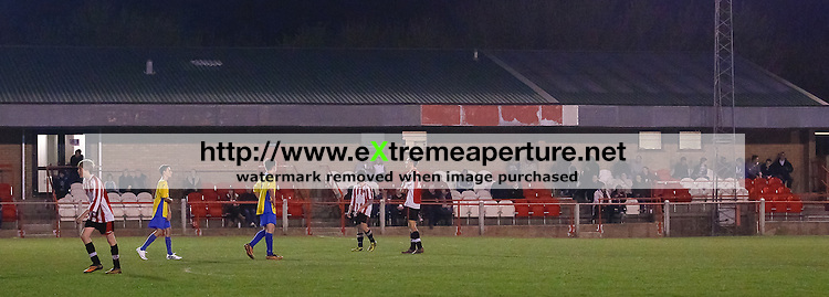 Picture by David Horn/eXtreme Aperture Photography +44 7545 970036<br /> 26/11/2013<br /> AFC Kempston Colts U15 v Bedford Park Rangers U15 at AFC Kempston, Kempston, Bedford