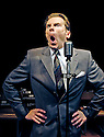 Round The Horne Revisited with Robin Sebastian as Kenneth Williams, opens at the Venue 22/1/03 CREDIT Geraint Lewis