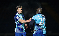 Will De Havilland of Wycombe Wanderers after the Sky Bet League 2 match between Wycombe Wanderers and Yeovil Town at Adams Park, High Wycombe, England on 14 January 2017. Photo by Andy Rowland / PRiME Media Images.