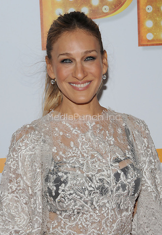 New York,NY-October 9: Sarah Jessica Parker attends 'It's Only A Play' Broadway Opening Night - Arrivals And Curtain Call at Gerald Schoenfeld Theatre in New York City on October 9, 2014. Credit: John Palmer/MediaPunch
