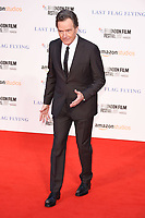 Bryan Cranston<br /> arriving for the London Film Festival 2017 screening of &quot;Last Flag Flying&quot; at the Odeon Leicester Square, London<br /> <br /> <br /> &copy;Ash Knotek  D3325  08/10/2017