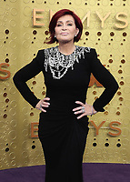 LOS ANGELES - SEPTEMBER 22:  Sharon Osbourne at the 71st Primetime Emmy Awards at the Microsoft Theatre on September 22, 2019 in Los Angeles, California. (Photo by Xavier Collin/Fox/PictureGroup)