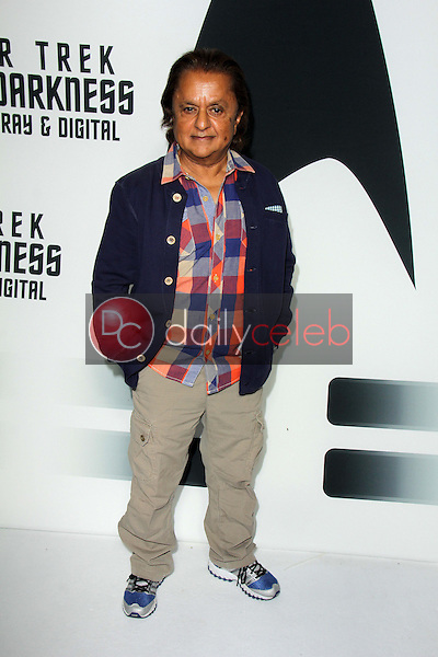 """Deep Roy<br /> at the """"Star Trek Into Darkness"""" Blu-Ray and DVD Release Party, California Science Center, Los Angeles, CA 09-10-13<br /> David Edwards/Dailyceleb.com 818-249-4998"""