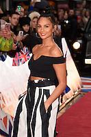 Alesha Dixon<br /> arrives to film for &quot;Britain's Got Talent&quot; 2017 at the Palladium, London.<br /> <br /> <br /> &copy;Ash Knotek  D3222  29/01/2017