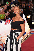 "Alesha Dixon<br /> arrives to film for ""Britain's Got Talent"" 2017 at the Palladium, London.<br /> <br /> <br /> ©Ash Knotek  D3222  29/01/2017"