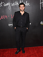 """08 February 2020 - Hollywood, California - Jack Falahee. """"How to Get Away with Murder"""" Series Finale at Yamashiro. Photo Credit: Billy Bennight/AdMedia"""