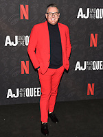 "10 January 2020 - Beverly Hills, California - Ross Mathews. Netflix's ""AJ And The Queen"" Season 1 Premiere at The Egyptian Theatre in Hollywood. Photo Credit: Billy Bennight/AdMedia"