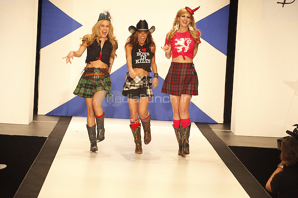 New York NY April 5, 2011 9th Annual Dress to Kilt Charity Fashion Show