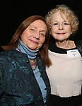 Penny Fuller and Dale Soules attends The Vineyard Theatre's Emerging Artists Luncheon at The National Arts Club on November 9, 2017 in New York City.