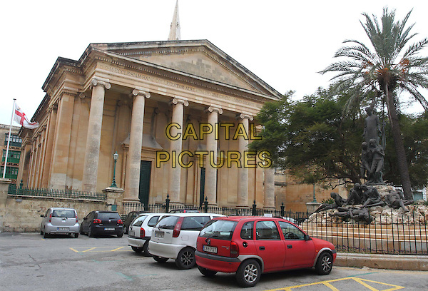 St Paul's in Valletta, Malta - on Thursday and Friday January 29th and 30th 2015<br /> CAP/ROS<br /> &copy;Steve Ross/Capital Pictures