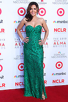 PASADENA, CA - SEPTEMBER 27: Actress Maria Canals Barrera arrives at the 2013 NCLR ALMA Awards held at Pasadena Civic Auditorium on September 27, 2013 in Pasadena, California. (Photo by Xavier Collin/Celebrity Monitor)