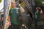 04.07.2019, Posthotel, Zell am Ziller, AUT, TL Werder Bremen - Posthotel Ankunft Tag 00<br /> <br /> im Bild / picture shows <br /> <br /> Florian Kohfeldt (Trainer SV Werder Bremen)<br /> <br /> Foto © nordphoto / Kokenge