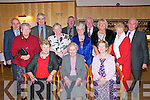 North Kerry Pioneer social: pictured at the North Kerry Pioneer Social held at the Golf Hotel in Ballybunion on Friday night last were in front: Kitty Kissane, Tessie Holly & Helen O'Connor, Middle: Nora Horan, Anna Horgan, Bridie Bambury, Kay Flaherty, Mary Kiely &  Bill Buckley. Back : John O'Connor, Jack Flaherty, Ned Holland & Michael O'Sullivan.