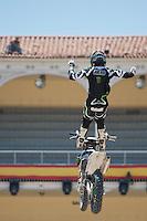 Training Red Bull X-Fighters 2012. Madrid. Rider In the picture Blake Williams AUS. July 19, 2012. (ALTERPHOTOS/Ricky Blanco) /NortePhoto.com<br />  <br /> **CREDITO*OBLIGATORIO** *No*Venta*A*Terceros*<br /> *No*Sale*So*third* ***No*Se*Permite*Hacer Archivo***No*Sale*So*third*©Imagenes*con derechos*de*autor©todos*reservados*.