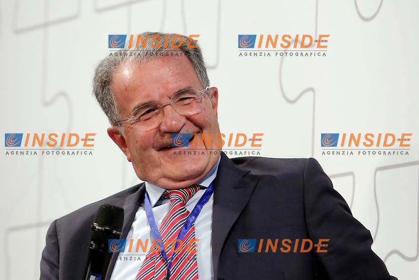 Romano Prodi<br /> Roma 14-07-2016 East Forum 2016<br /> Photo Samantha Zucchi Insidefoto