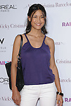 Julia Jones at the premiere of Vicky Cristina Barcelona, held at Mann Village Theatre in Westwood, Ca. August 4, 2008.